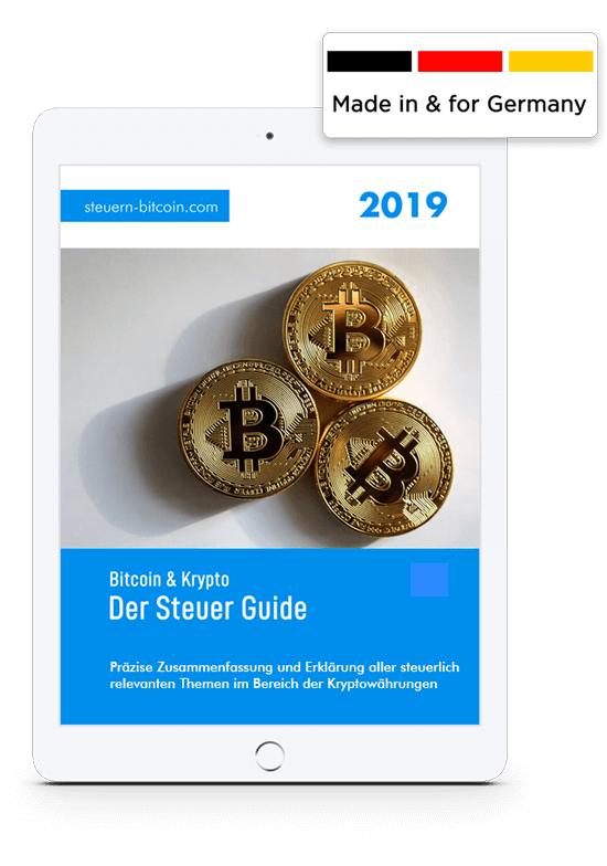 Bitcoin Steuer Guide 2019